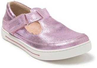 Birkenstock Abilene Metallic Leather Sneaker - Discontinued (Little Kid)