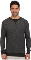 2xist Terry Crew Neck Sweatshirt