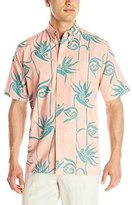 Reyn Spooner Men's Personal Paradise Short-Sleeve Shirt