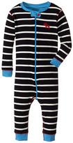 Hatley Stripe Sleepy Romper (Infant)