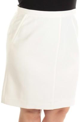 Anne Klein Women's Crepe Skirt