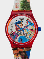 American Apparel Vintage Swatch Musicall Dudelsack Watch