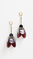 Marni Earring Petals and Strass