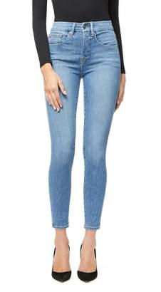 Ga Sale Good Legs Crop - Blue268