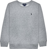 Polo Ralph Lauren cotton long-sleeved top 5-7 years