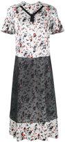 Toga Pulla printed shortsleeved dress