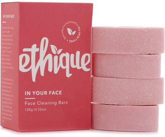 Éthique In Your Face Solid Cleanser For Normal To Oily Skin 120G