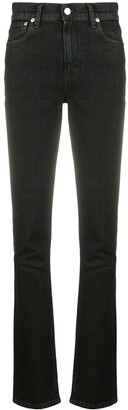 Helmut Lang Slim-Fit Dark-Wash Jeans