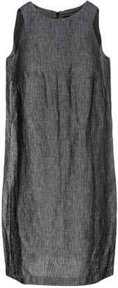 Conquista Denim Style Anthracite Sack Dress