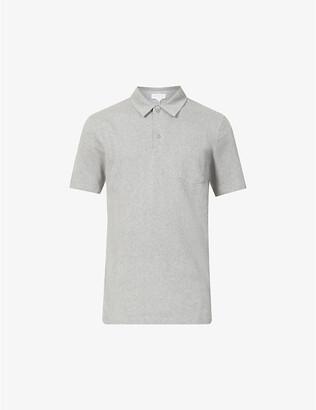 Sunspel Riviera cotton-pique polo shirt