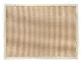Mackenzie Childs MacKenzie-Childs Houndstooth Wool/Sisal Rug, 8' x 10'