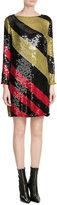 Sonia Rykiel Sequin Mini Dress