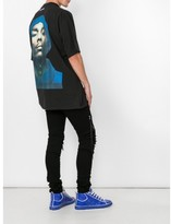 Vetements Snoop back print t-shirt