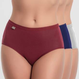 Playtex Pack of 3 Maxi Knickers