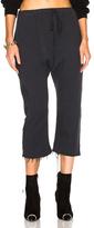 R 13 Field Sweatpants in Black,Gray.