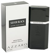 Azzaro Silver Black by Loris Eau De Toilette Spray 1 oz For Men