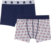 Petit Bateau Pack of 2 pairs of boxer shorts