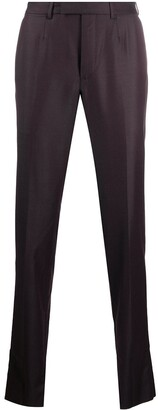 Ermenegildo Zegna Tailored Wool Suit Trousers