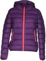 M.Grifoni Denim Down jackets - Item 41707874