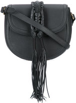 Altuzarra knotted saddle bag - women - Leather - One Size