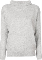 Cruciani turtleneck sweater - women - Cashmere - 40