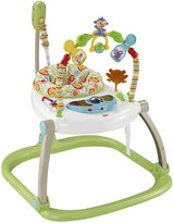 Mattel Fisher Price Rainforest Friends Spacesaver Jumperoo (Dispatched From UK)