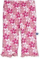 Kickee Pants Print Ruffle Pant in Desert Flower
