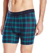 Perry Ellis Men's Plaid Boxer Brief