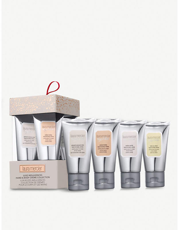 Laura Mercier Luxe Indulgences Mini Hand & Body Crème Collection