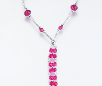 Lillian Rose Hot Pink Barefoot Sandals Jewelry