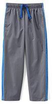 Classic Boys Husky Mesh Lined Track Pants-Nautical Navy