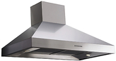 Britannia HOOD-BTH100-S Latour Chimney Cooker Hood, Stainless Steel