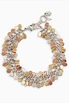 Lucky Brand Tri Tone Bracelet