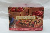 Yankee Candle Berry Crumble Tea Lights
