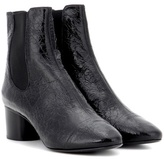 Isabel Marant Danae patent leather ankle boots