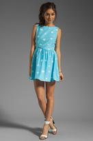 Zooey Rachel Antonoff Heart Dress