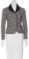 Prada Short Wool Coat