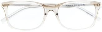 Saint Laurent Eyewear transparent SL288 Slim glasses
