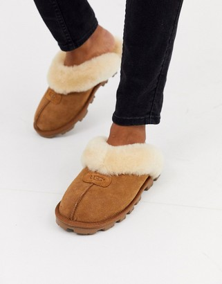 UGG Coquette Chestnut Slippers