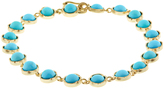 Irene Neuwirth Turquoise & yellow-gold bracelet