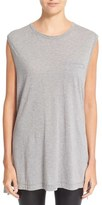 Helmut Lang Women's Sleeveless Side Tie Tank