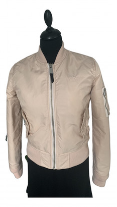 Schott Pink Viscose Jackets