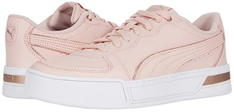 Puma Skye Metallic (Peachskin/Peachskin/Rose Gold) Women's Shoes