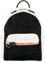 Kenzo Kombo backpack - women - Leather - One Size