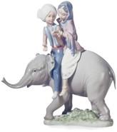 Lladro Collectible Figurine, Hindu Children