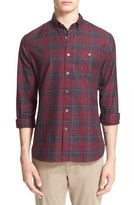 Todd Snyder Extra Trim Fit Plaid Shirt