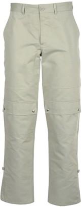 Christian Dior Pockets Cargo Pants