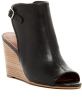 Lucky Brand Risza Wedge Bootie