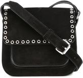 Etoile Isabel Marant Mela crossbody bag - women - Calf Suede - One Size