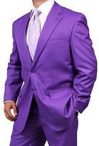 Ferrecci Ferrecci's Men's Purple 2-button Suit